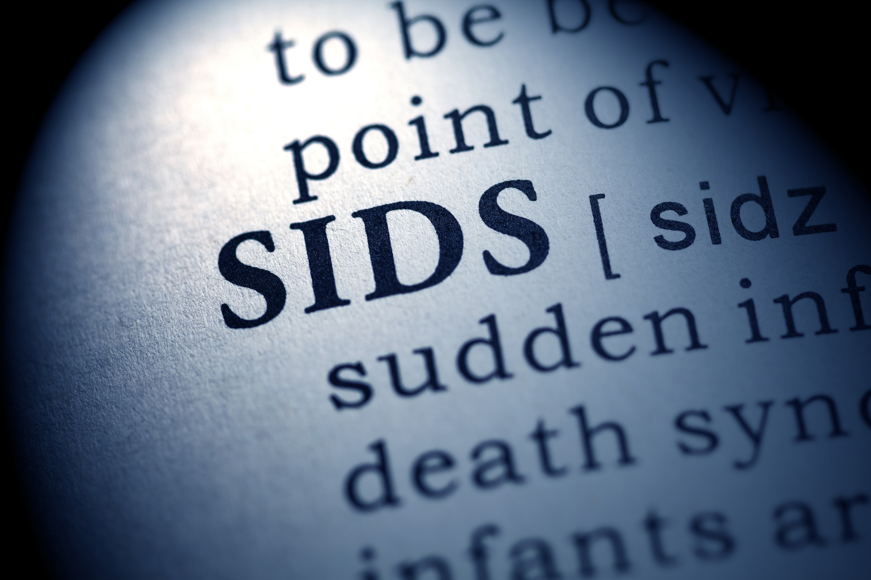 a study of sudden infant death syndrome or sids Sudden infant death syndrome (sids) is the sudden and unexpected death of   sids remains unpredictable with an unknown cause despite years of research.