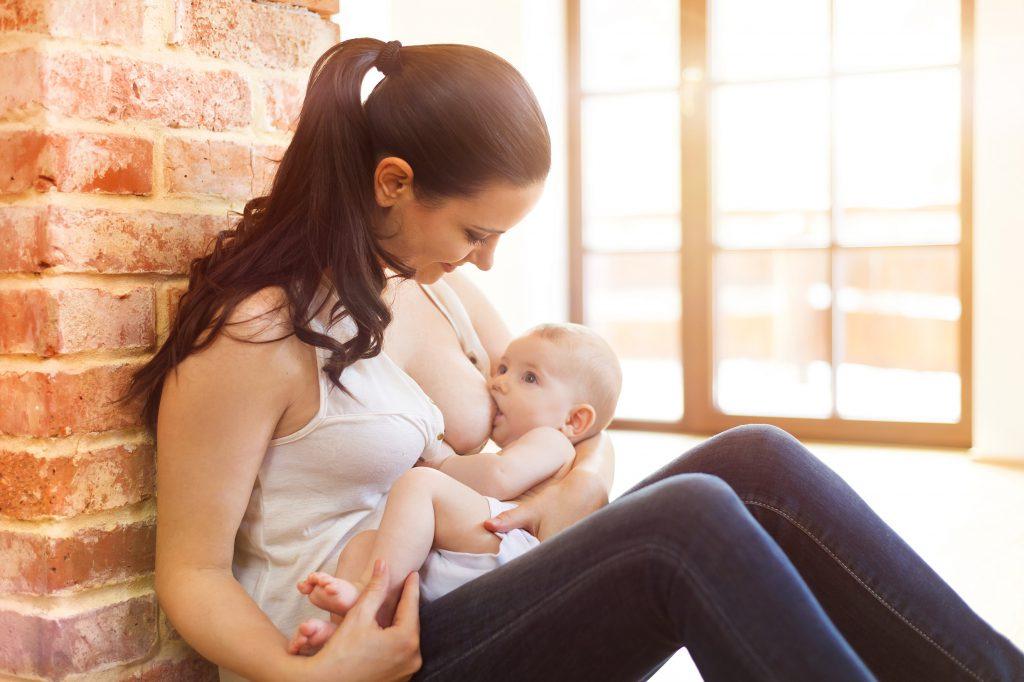 Mütter Stillen