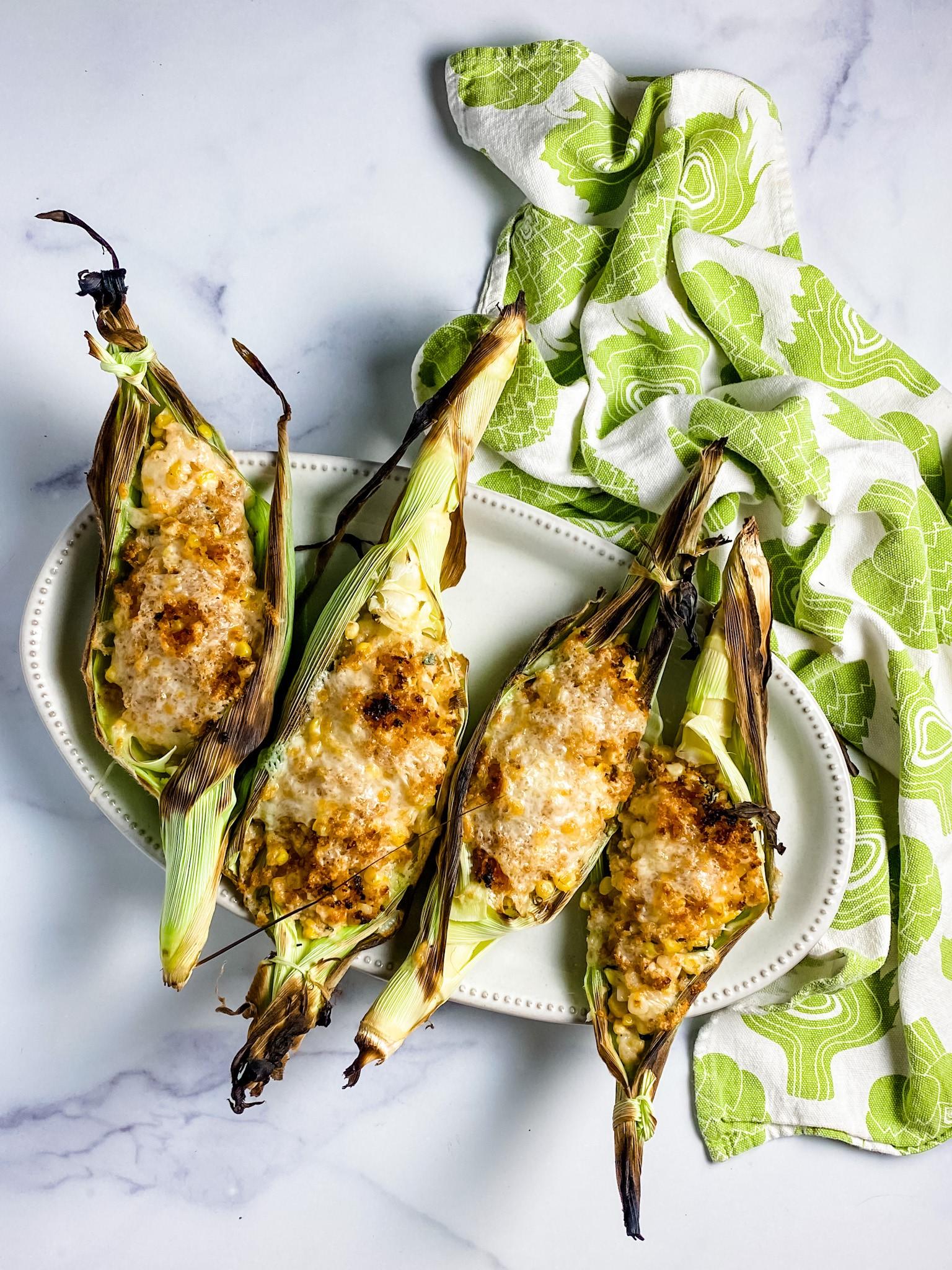 Pregistry's Friday Recipe: Cheesy Lime Corn