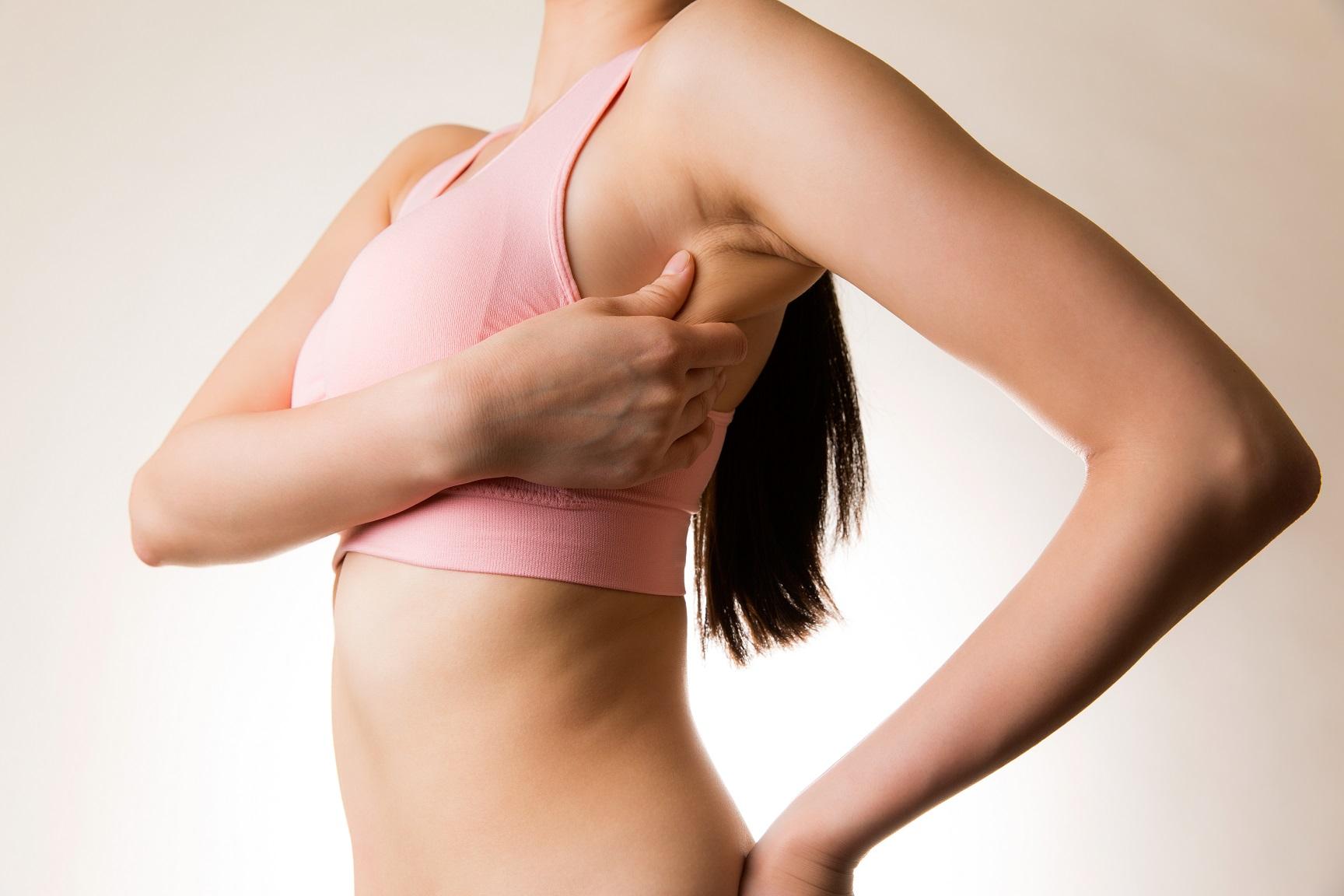Underarm Breast Tissue