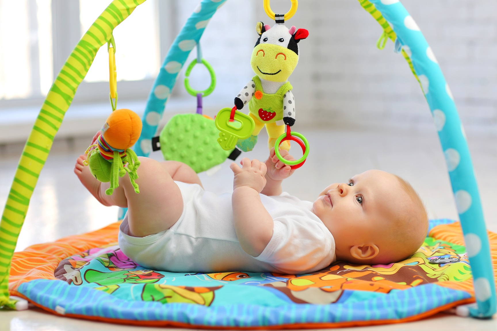 Easy Ways to Stimulate Your Baby's Senses