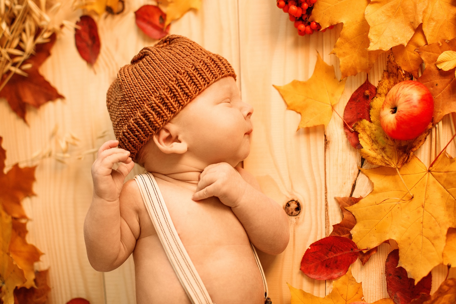 5 Positives of Having a Baby in the Fall